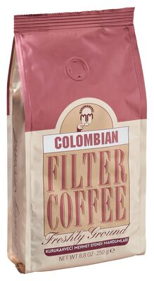 Mehmet Efendi Colombian Filter Coffee 250 gr