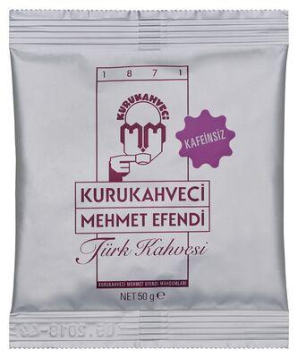 Mehmet Efendi Kafeinsiz Türk Kahvesi 50 gr