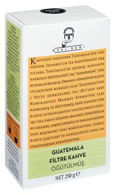 Mehmet Efendi Özel Seri Guatemala Filtre Kahve 250gr