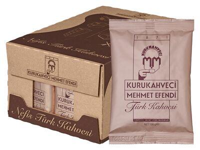 Mehmet Efendi - 25 Adet Mehmet Efendi Türk Kahvesi 100 gr