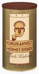 Mehmet Efendi - Mehmet Efendi Türk Kahvesi 500 gr Teneke Kutu