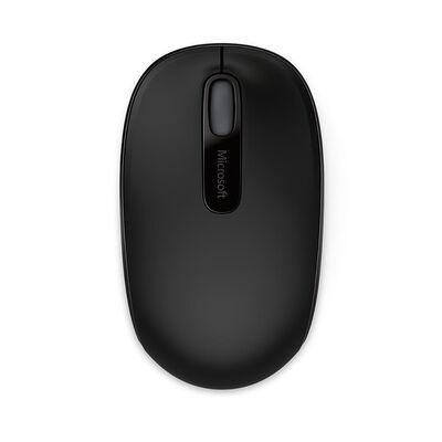 Microsoft 1850 Mobile Kablosuz Mouse Siyah U7Z00003