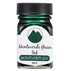 Monteverde - Monteverde Şişe Mürekkep 30ml Monteverde Green G309MG