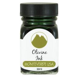 Monteverde - Monteverde Şişe Mürekkep 30ml Olivine G309OL