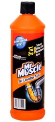 Mr.Muscle - Mr Muscle Jel Lavabo Açıcı 1000ml