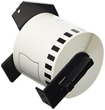 Muadil P-Touch Küçük Adres Etiketi 62mmx29mm DK11209