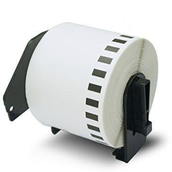 Muadil P-Touch Sürekli Etiket 62mmx30.48m DK22205