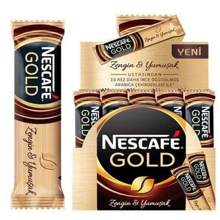 Nescafe Gold 2gr 100lü