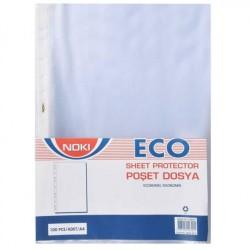 NOKİ - Noki Poşet Dosya Eco 100lü