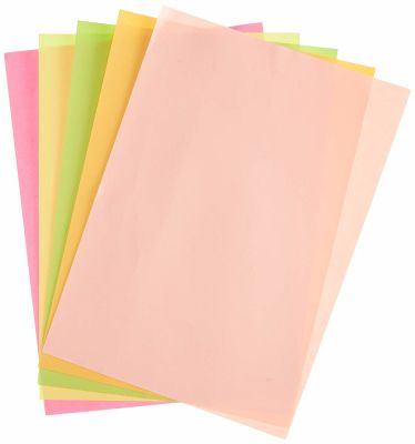 Noki Renkli Fotokopi Kağıdı 5 Renk Neon 50 Yaprak 89107