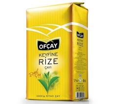 OFÇAY - Ofçay Keyfine Rize Çayı Dökme 1000 gr