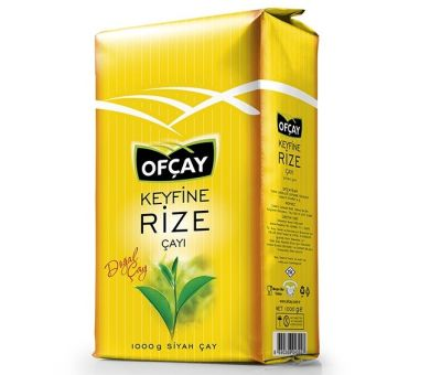 Ofçay Keyfine Rize Çayı Dökme 1000gr