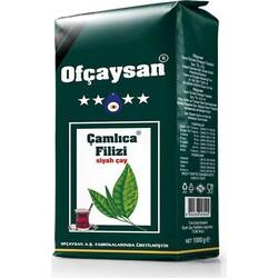 Ofçay - Ofçaysan Çamlıca Filizi Dökme Siyah Çay 1000gr