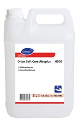 Diversey - Orion Soft Care Alcoplus H500 El Dezenfektanı 5lt