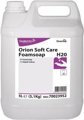 Orion SoftCare Foam Soap H20 Köpük Sabun 5lt