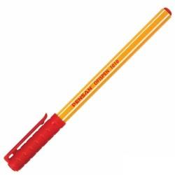 Pensan - Pensan Ofispen Tükenmez Kalem Kırmızı