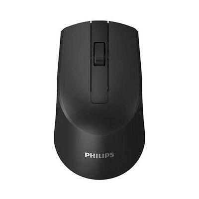 Philips M374 Kablosuz Mouse SPK7374 Siyah