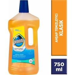 Pronto - Pronto Ahşap Temizleyici Klasik Sabun Bazlı 750 ml