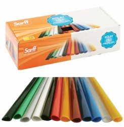 Sarff - Sarff Üçgen Sırtlık 15mm Beyaz