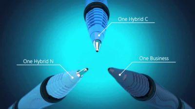 Schneider One Hybrid C Konik Uç Roller Kalem 0.5mm Mavi