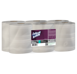 Selpak - Selpak Professional Extra Jumbo Tuvalet Kağıdı 12li
