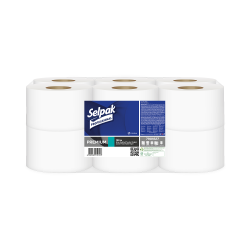 SELPAK - Selpak Professional İçten Çekmeli Tuvalet Kağıdı 120m 12li
