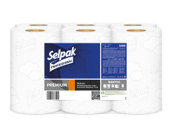 SELPAK - Selpak Professional Sensörlü Havlu 19.5cm 150m 6lı