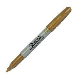 Sharpie - Sharpie Metalik Marker Bronz