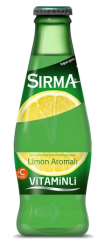 SIRMA - Sırma Meyveli Soda C Vitaminli Limon 24lü