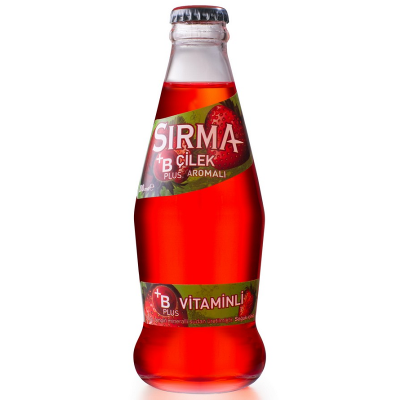 Sırma Meyveli Soda Çilek 24'lü