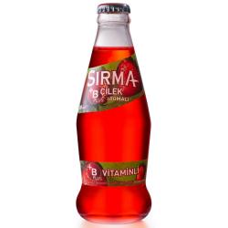 SIRMA - Sırma Meyveli Soda Çilek 24lü