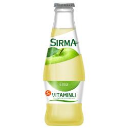 SIRMA - Sırma Meyveli Soda Elma 24lü