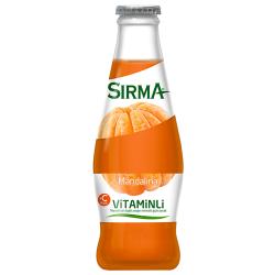 SIRMA - Sırma Meyveli Soda Mandalina 24lü
