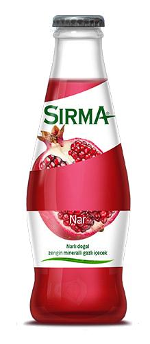 Sırma Meyveli Soda Nar 24lü