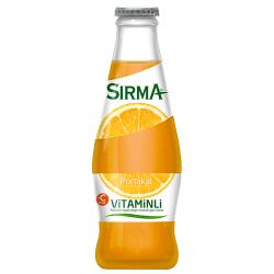 Sırma - Sırma Meyveli Soda Portakal 24lü