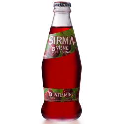 SIRMA - Sırma Meyveli Soda Vişne 24lü