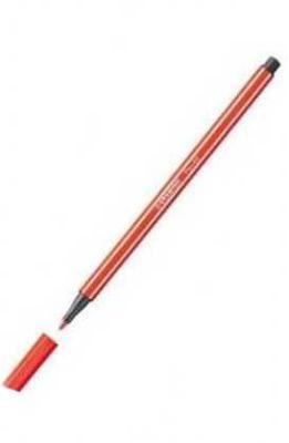 Umur Stabilo Kalem Point 68 Kırmızı