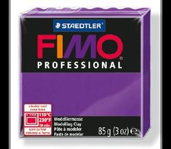 Staedtler - Staedtler Fimo Profesyonel Modelleme Kili Leylak 8004-6 85Gr