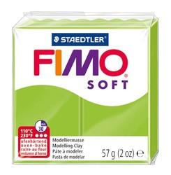 Staedtler - Staedtler Fimo Soft Modelleme Kili Elma Yeşili 8020-50