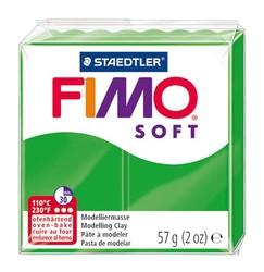 Staedtler - Staedtler Fimo Soft Modelleme Kili Tropical Yeşil 8020-53