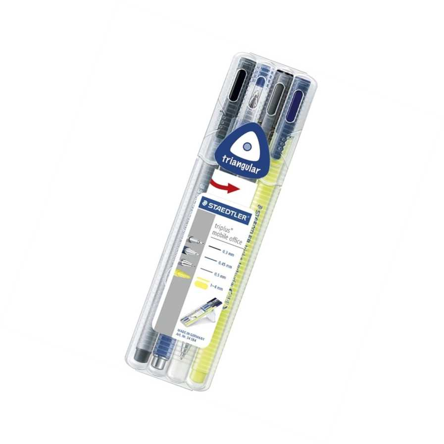 Staedtler Triplus Mobile Office 4lü Set