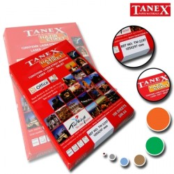 Tanex - Tanex Etiket Laser 105x297 TW2297
