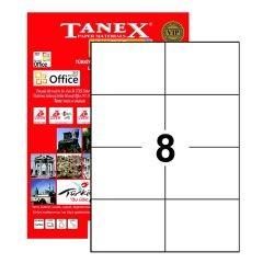 Tanex - Tanex Etiket Laser 105x74.25 TW-2374