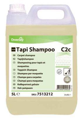 Taski Tapi Shampoo Kuru Köpük Halı Şampuanı 5lt