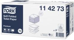 Tork - Tork C Katlamalı Tuvalet Kağıdı Premium 252ypx30lu