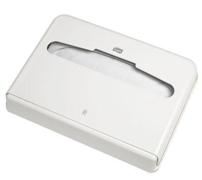 Tork Klozet Kapak Örtüsü Dispenseri Beyaz