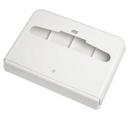Tork Klozet Kapak Örtüsü Dispenseri Beyaz - Thumbnail