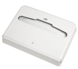 TORK - Tork Klozet Kapak Örtüsü Dispenseri Beyaz