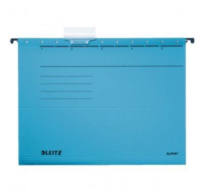 Leitz Askılı Dosya Mavi L-6515