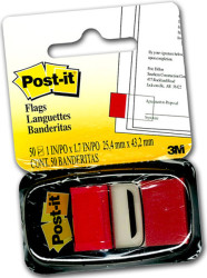 3M - 3M Post-it İndex 25.4 x 43.18mm